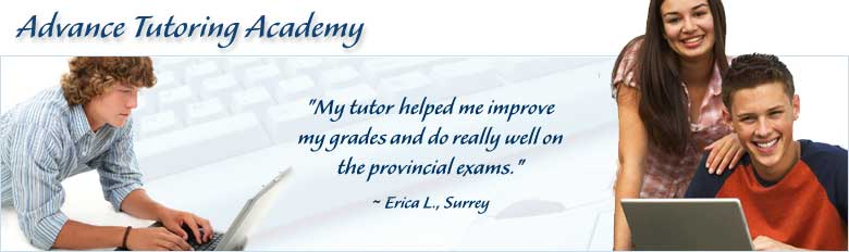 Online Tutoring by Advance Tutoring Academy